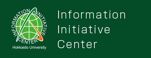 HOKKAIDO UNIVERSITY INFORMATION INITIATIVE CENTER